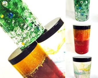Sensory Bottles, Calm down jars, Educational Toys, Sensory Toys, kids gifts, stress toys, kids decoration, discovery bottle, fairy tales.