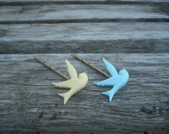 flying sparrow bobby pin set