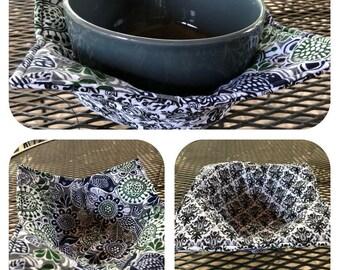 Floral Microwave Bowl