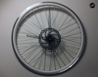 Bike Wheel Clock WW