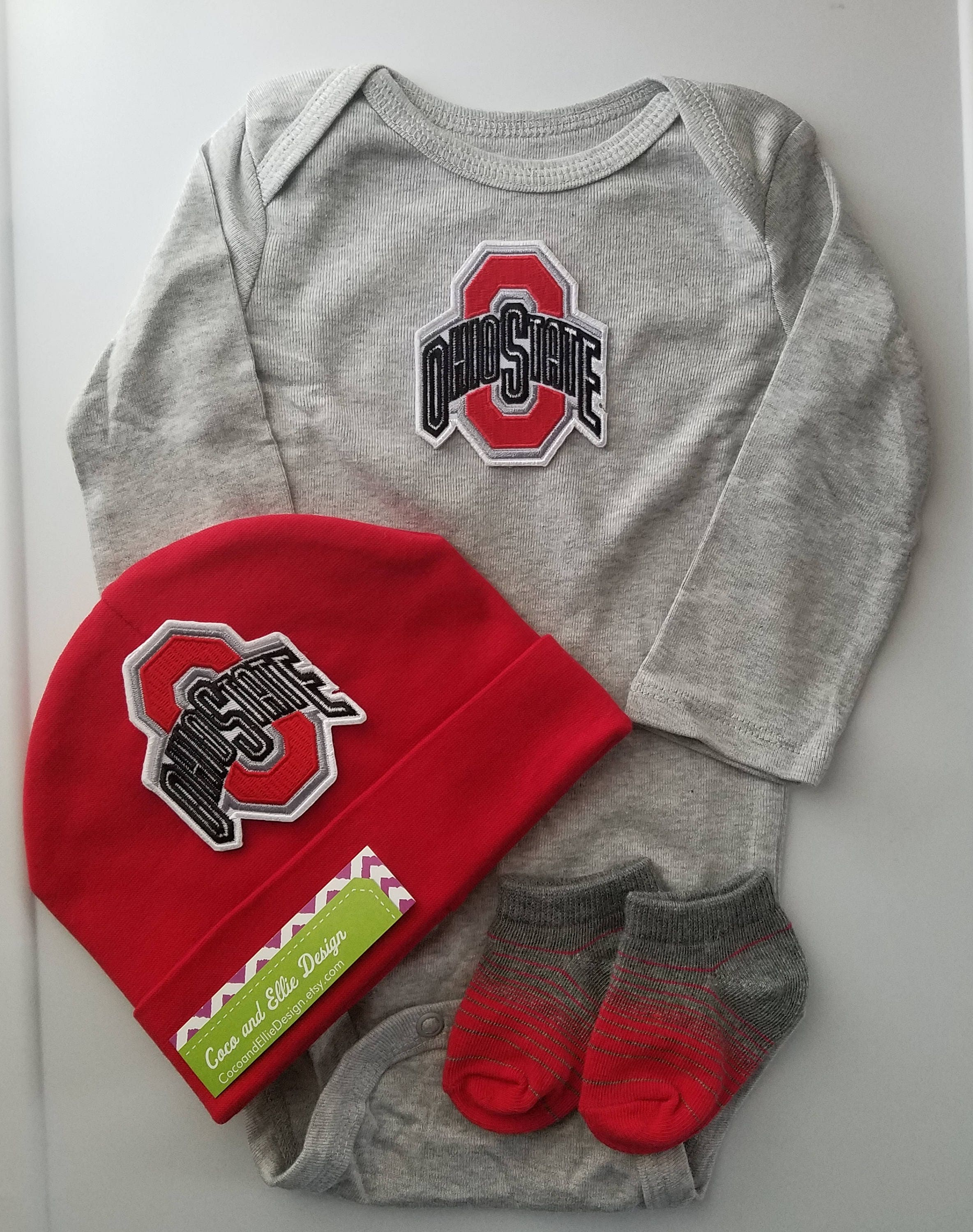 ohio state baby boy outfit Ohio state baby boy shower