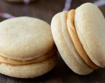 Peanut Butter Sandwich Treats or Peanut Butter & Jelly Sandwich Treats