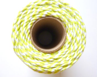 10m Bakers Twine 12ply 2mm 100 % Cotton Crafts British Made