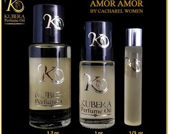 Type Amor Amor perfume in oil for women 1/3oz 1oz 1.7oz