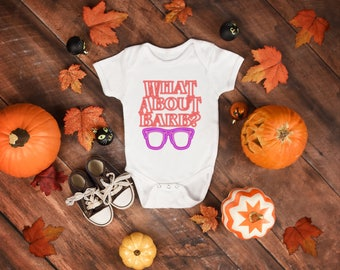 What About Barb? Baby Bodysuit.