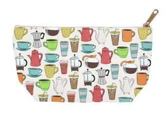 Coffee Lovers Accessory Pouch