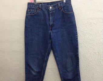 Levi's 550 jeans waist 28