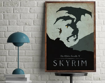 Video Game Home Decor Poster