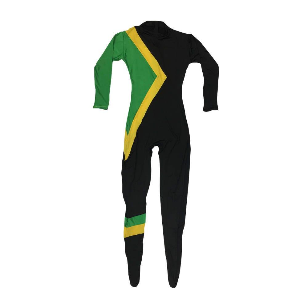Cool Runnings Kostüm Jamaika Bob Team Uniform Film Cosplay
