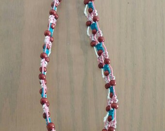 Alternating Hemp Necklace