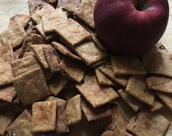 Large: Massachusette Apple Pie Dog Treats