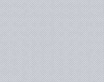 Anne of Green Gables Christmas - Dot Gray (C6495-Gray)
