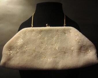 Beaded beauty, vintage purse.