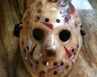 Friday the 13th: Part 4 Jason Mask Replica