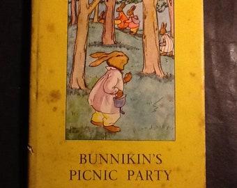 Bunnikin's Picnic Party