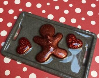 Cookie Sheet Brooch