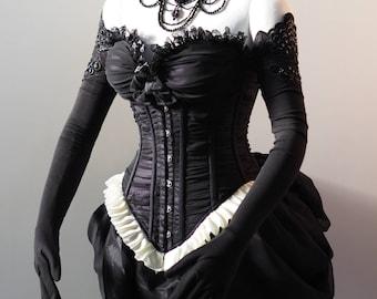 Steampunk dress-  Lady Mechanika