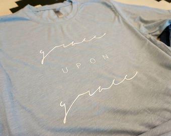 grace upon grace youth shirt or raglan