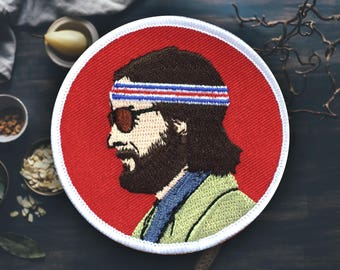 "Do You Like My Headband? | Sew On | Embroidered | Patches for Jackets | 2.75"" (Free Shipping US)"