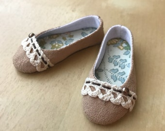 Mori Style, Decorated shoes for Minifee on box
