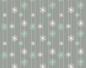 Good Natured - Gray Natured Dandelion - 1/2 yard