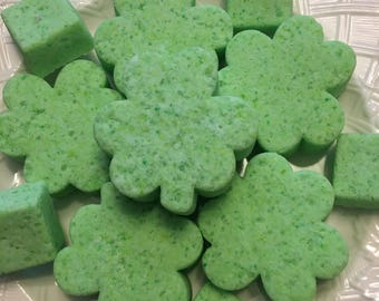 Spearmint-Eucalyptus Bath Fizzies