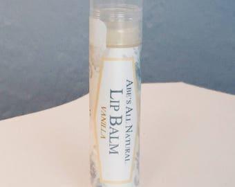 Organic Lip Balm Vanilla
