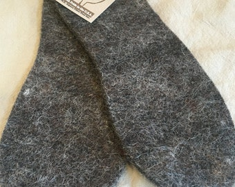 Felted Alpaca Insoles