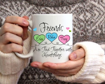 Personalized Friends Mug