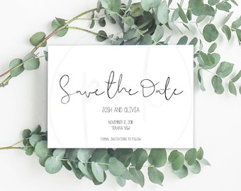 Just Love - Save the Date