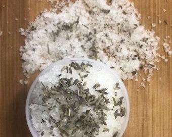Sea Salt Exfoliating Scrubs