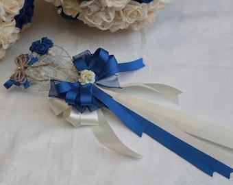 Wedding flower girl wand
