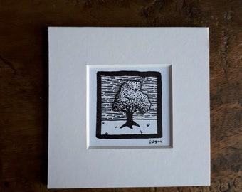 Tree Original Drawing
