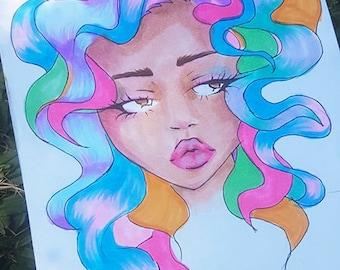 colourful boredom