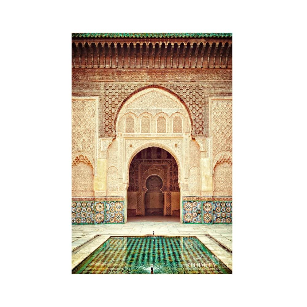Morocco Travel Photograph Fine Art Print Ethnic Photo