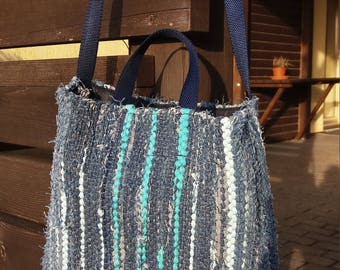 Handwoven Laptop Handbag