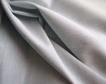 Japanese Ttissu cotton chambray blue gray mottled excellent quality