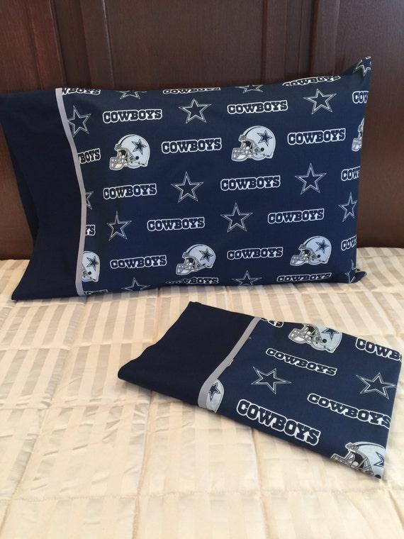 Dallas Cowboys Pillow Case