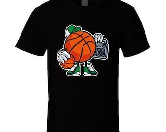 Street Basketball T Shirt