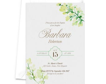 First Holy Communion Invitation First Communion Confirmation