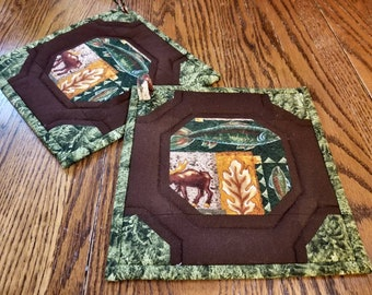 Great Outdoors Potholders