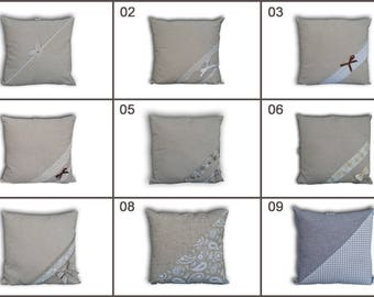 Assorted Furniture Pillows