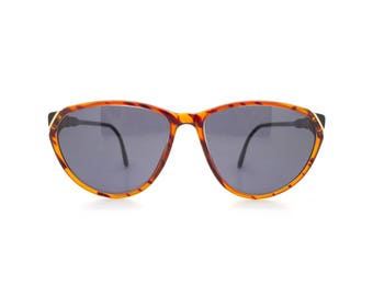 Genuine 1980s Zeiss 3800 8300 Vintage Sunglasses // Made in Germany // New Old Stock