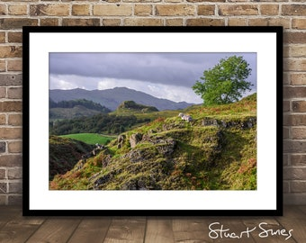 Printable Art, Lake District, Digital Download, Landscape Photography