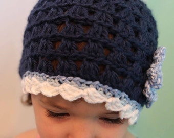 Baby & Toddler Three Color Beanie