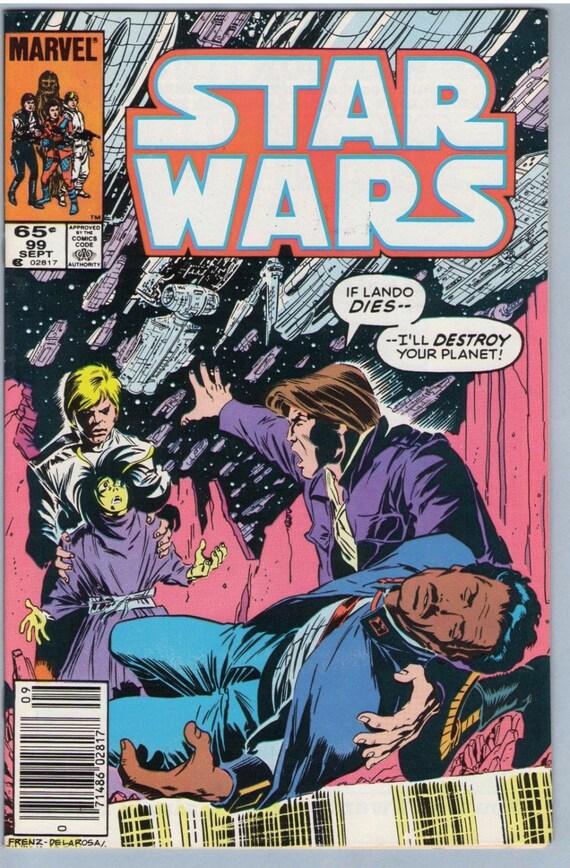 Star Wars 99 Sep 1985 VF-NM (9.0)