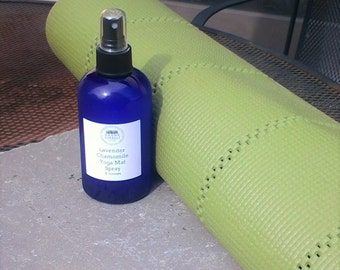 Lavender Chamomile Yoga mat cleaner - Rest and Restore Cleanser - Calming Cleanser - Antibacterial Cleanser