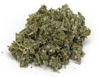 Red Raspberry Leaves c/s, Wildcrafted 1 Pound (lb)