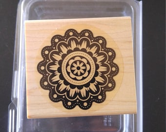 STAMPIN' UP! Quint-Essential Flower #126790