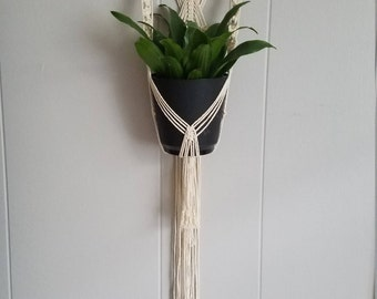 Macrame Wall Hanging Plant Holder